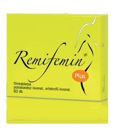 REMIFEMIN PLUS FILMTABLETTA 60X  Változókori problémák 3,400.05 Dió patika online gyógyszertár internetes gyógyszerrendelés B...