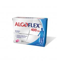 ALGOFLEX 400 MG FILMTABLETTA 20X Sanofi Tabletták 1,652.05 Dió patika online gyógyszertár internetes gyógyszerrendelés Budakeszi