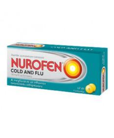 NUROFEN COLD AND FLU 200MG/30MG FILMTABL. 12X  Tabletták náthára 1,158.05 Dió patika online gyógyszertár internetes gyógyszer...