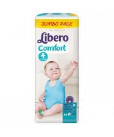 LIBERO COMFORT FIT 4-ES MAXI 7-14KG 54X  Pelenkák és betétek 4,036.55 Dió patika online gyógyszertár internetes gyógyszerrend...