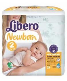 LIBERO BABY SOFT 3-6KG NEWBORN 70X  Pelenkák és betétek 4,249.00 Dió patika online gyógyszertár internetes gyógyszerrendelés ...