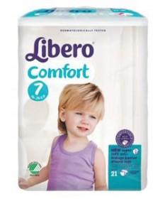 LIBERO COMFORT FIT 7-ES 15-30 KG 42X  Pelenkák és betétek 4,036.55 Dió patika online gyógyszertár internetes gyógyszerrendelé...