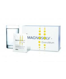 MAGNOSOLV GRANULATUM 30X6,1 G  Vitaminok és Nyomelemek  1,819.00 Dió patika online gyógyszertár internetes gyógyszerrendelés ...