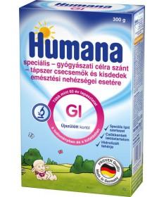 TAPSZER: HUMANA GI 300G  Tápszerek 1,397.00 Dió patika online gyógyszertár internetes gyógyszerrendelés Budakeszi