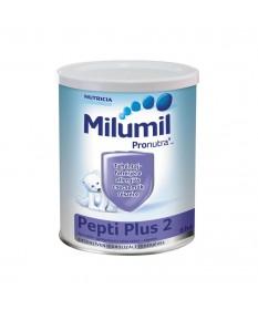 TAPSZER: MILUMIL PEPTI PLUS 2 PRONUTRA 450G  Tápszerek 3,377.00 Dió patika online gyógyszertár internetes gyógyszerrendelés B...