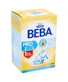 BEBA 2 PRO 600G NESTLE  Tápszerek 3,542.55 Dió patika online gyógyszertár internetes gyógyszerrendelés Budakeszi