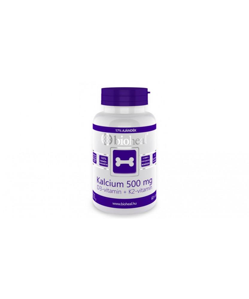 BIOHEAL KALCIUM+D3-VITAMIN TABL. 70X  Vitaminok és Nyomelemek  1,719.00 Dió patika online gyógyszertár internetes gyógyszerre...