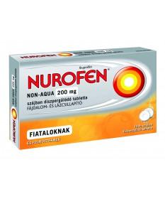 NUROFEN NON-AQUA 200 MG SZAJBAN OLD.TABL. 12X  Tabletták 2,089.00 Dió patika online gyógyszertár internetes gyógyszerrendelés...