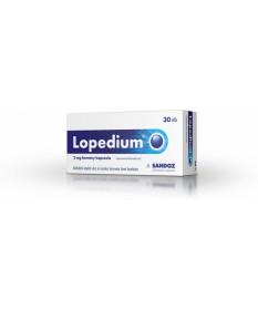 LOPEDIUM 2MG KEMENY KAPSZULA 30X  Hasfogók 1,899.05 Dió patika online gyógyszertár internetes gyógyszerrendelés Budakeszi