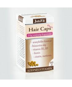 JUTAVIT HAIR CAPS 60X  Szépség tabletták 1,946.56 Dió patika online gyógyszertár internetes gyógyszerrendelés Budakeszi