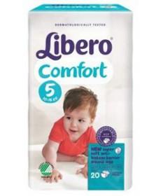 LIBERO COMFORT FIT 5-OS MAXI PLUS 10-16KG 50X  Pelenkák és betétek 4,036.55 Dió patika online gyógyszertár internetes gyógysz...