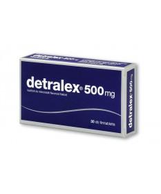 DETRALEX 500MG FILMTABL. 30X  Szív és Érrendszer 3,400.05 Dió patika online gyógyszertár internetes gyógyszerrendelés Budakeszi