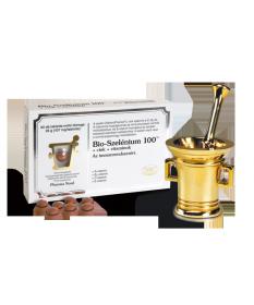 PHARMANORD BIO-SZELENIUM 100+ZN+VIT TABL 60X PharmaNord Vitaminok és Nyomelemek  2,979.00 Dió patika online gyógyszertár inte...