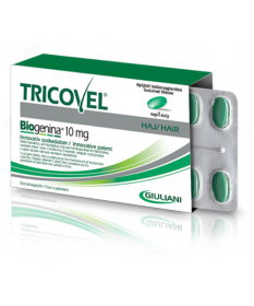TRICOVEL BIOGENINA 10MG TABLETTA 30X  Szépség tabletták 7,529.00 Dió patika online gyógyszertár internetes gyógyszerrendelés ...