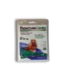 A.U.V. FRONTLINE COMBO KUTY.M (10-20KG) 1X1.34ML  Állatpatika 2,945.95 Dió patika online gyógyszertár internetes gyógyszerren...
