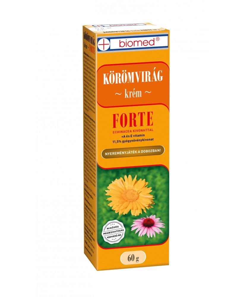 BIOMED KOROMVIRAG KREM FORTE 60G Biomed Bőr- és Hajápolás 649Ft Dió patika online gyógyszertár internetes gyógyszerrendelés ...