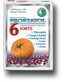 DR CHEN PROSTAYOL 6 FORTE KAPSZULA 40X  Férfiaknak 1,879.00 Dió patika online gyógyszertár internetes gyógyszerrendelés Budak...