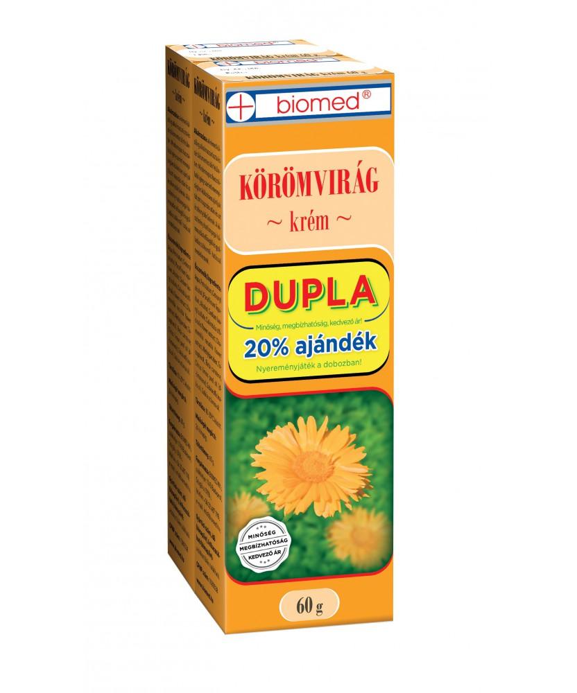 BIOMED KOROMVIRAG KREM DUO  2X60G Biomed Bőr- és Hajápolás 879Ft Dió patika online gyógyszertár internetes gyógyszerrendelés...