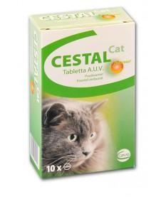 A.U.V. CESTAL CAT TBL FEREGHAJTO MACSKAKNAK 10X  Állatpatika 3,154.00 Dió patika online gyógyszertár internetes gyógyszerrend...