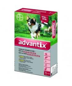A.U.V. ADVANTIX SPOT ON 10-25KG KUTYA 1X2,5ML  Állatpatika 2,607.75 Dió patika online gyógyszertár internetes gyógyszerrendel...